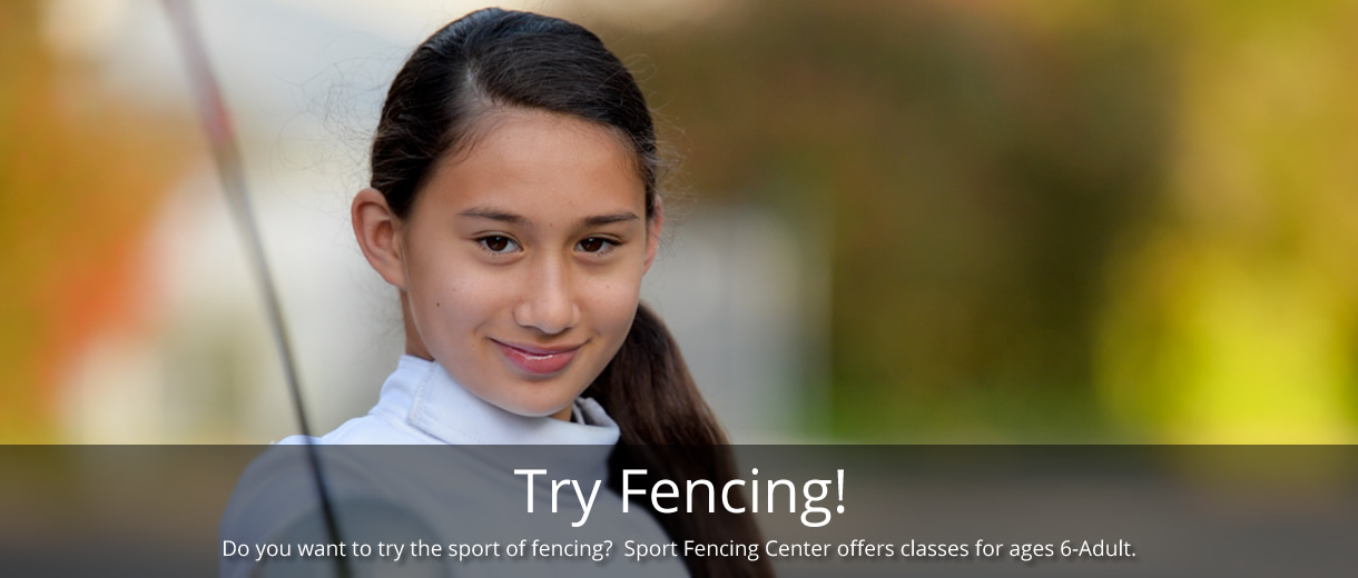 Do you want to try the sport of fencing? MTeam East Bay offer classes for ages 6-Adult.